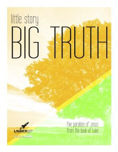 Little Story Big Truth cover