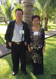 Myint and Mal Aung
